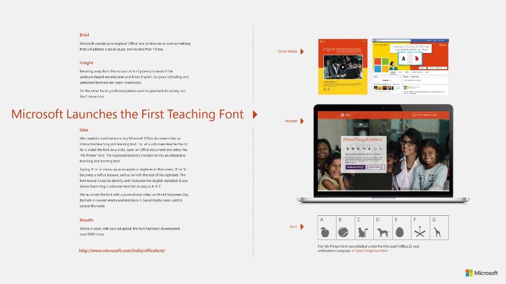 Microsoft-prima-font